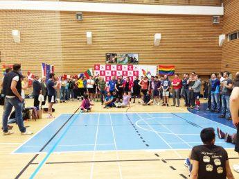 Schwuler Reiseführer Prag Rainbow Spring Gay Volleyball Tournament | Gay Couple City Weekend Prague © CoupleofMen.com