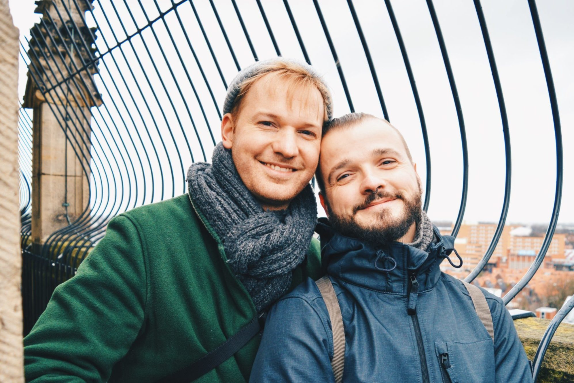 Gay Couple Travel: Our City Weekend Groningen The Netherlands