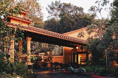 Sycamore The Mineral Springs Resort Spa San Louis Obispo Main Entrance