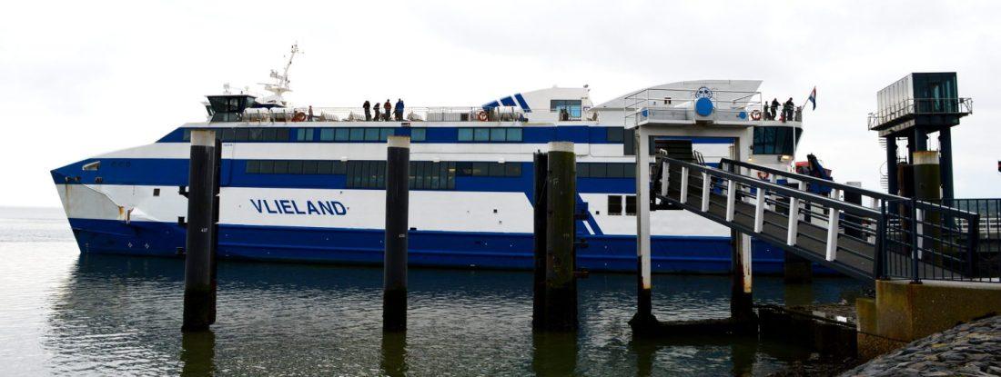 Ferry | Dutch Island Vlieland Autumn Weekend © Coupleofmen.com