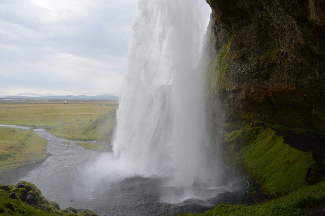 Seljalandsfoss Waterfall   Golden Circle Tour Iceland Þingvellir Geysir Gullfoss © CoupleofMen.com