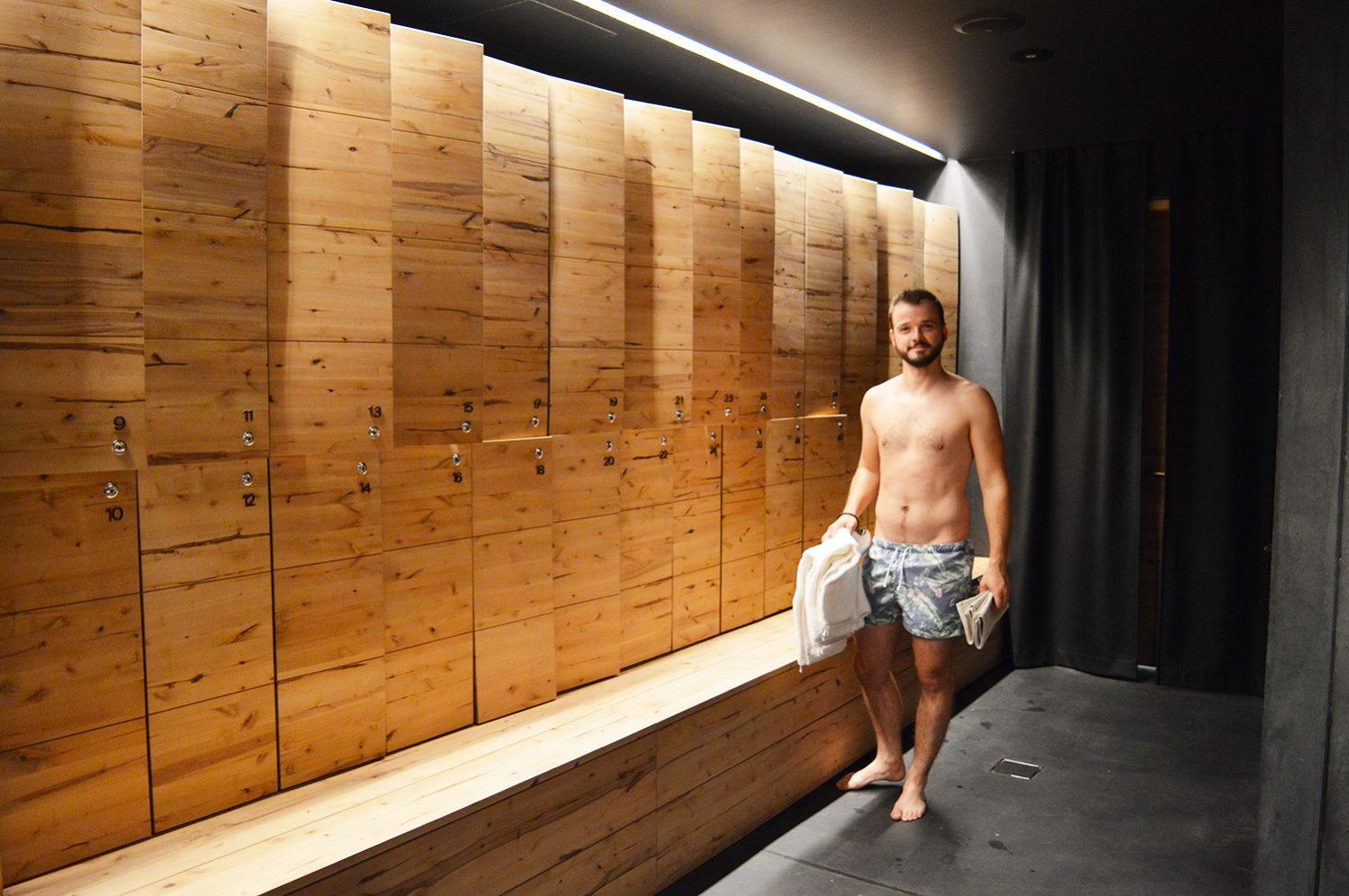 Amsterdam gay sauna