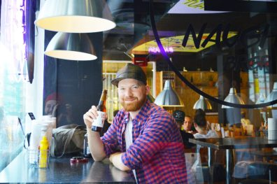 Naughty Brgr | Gay Couple City Weekend Helsinki Finland © Coupleofmen.com