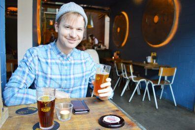 Restaurant Oersoep HONIG Complex | Gay Couple City Weekend Nijmegen © CoupleofMen.com