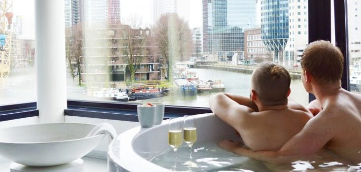 Mainport Hotel Rotterdam Gay-Friendly