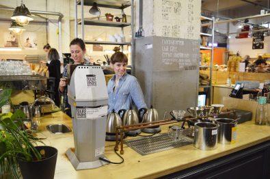 Fenix Food Factory | Gay Couple City Weekend Rotterdam © CoupleofMen.com