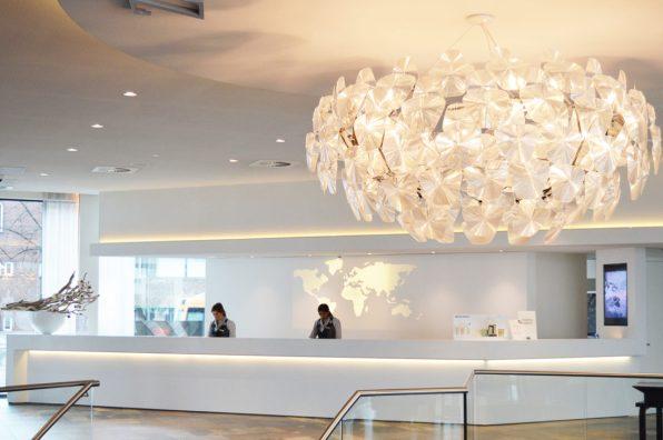 Check-in and lobby   Mainport Hotel Rotterdam Gay-Friendly © CoupleofMen.com