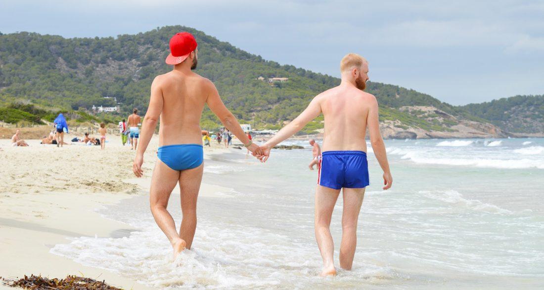 One Day on Ibiza | Gay Couple Diary La Demence Cruise © CoupleofMen.com