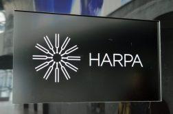 Reykjavik Gay Travel Harpa Logo   Gay Couple Travel City Weekend Reykjavik Iceland © Coupleofmen.com