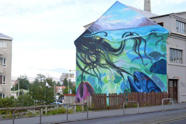 Graffiti | Gay Couple Travel City Weekend Reykjavik Iceland © Coupleofmen.com