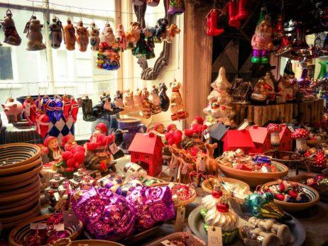 Hundreds of Ornaments   Gay Travel Guide Tivoli Gardens Copenhagen Winter © Coupleofmen.com