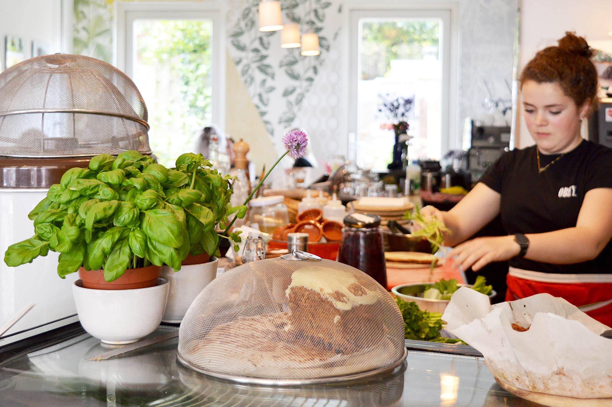 Restaurant Soepboer Amsterdam Noord © CoupleofMen.com