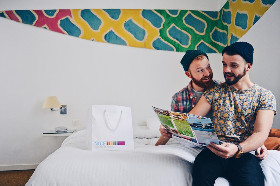 Hotel gay friendly france