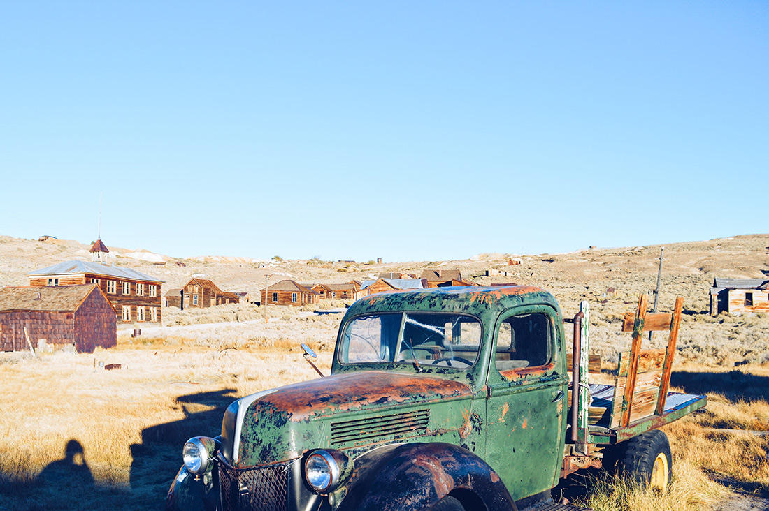 Ghost Town Bodie   Road Trip USA Highlights American South West © CoupleofMen.com