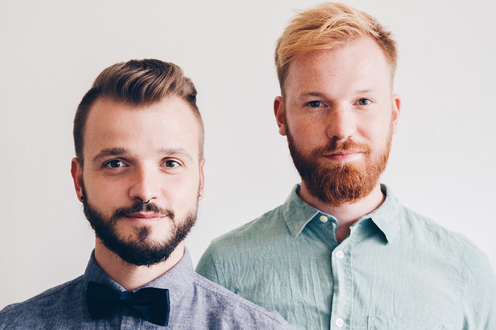 Alles über die Männer von Couple of Men - Der Gay Reiseblog About Couple of Men Gay Travel Blog © CoupleofMen.com