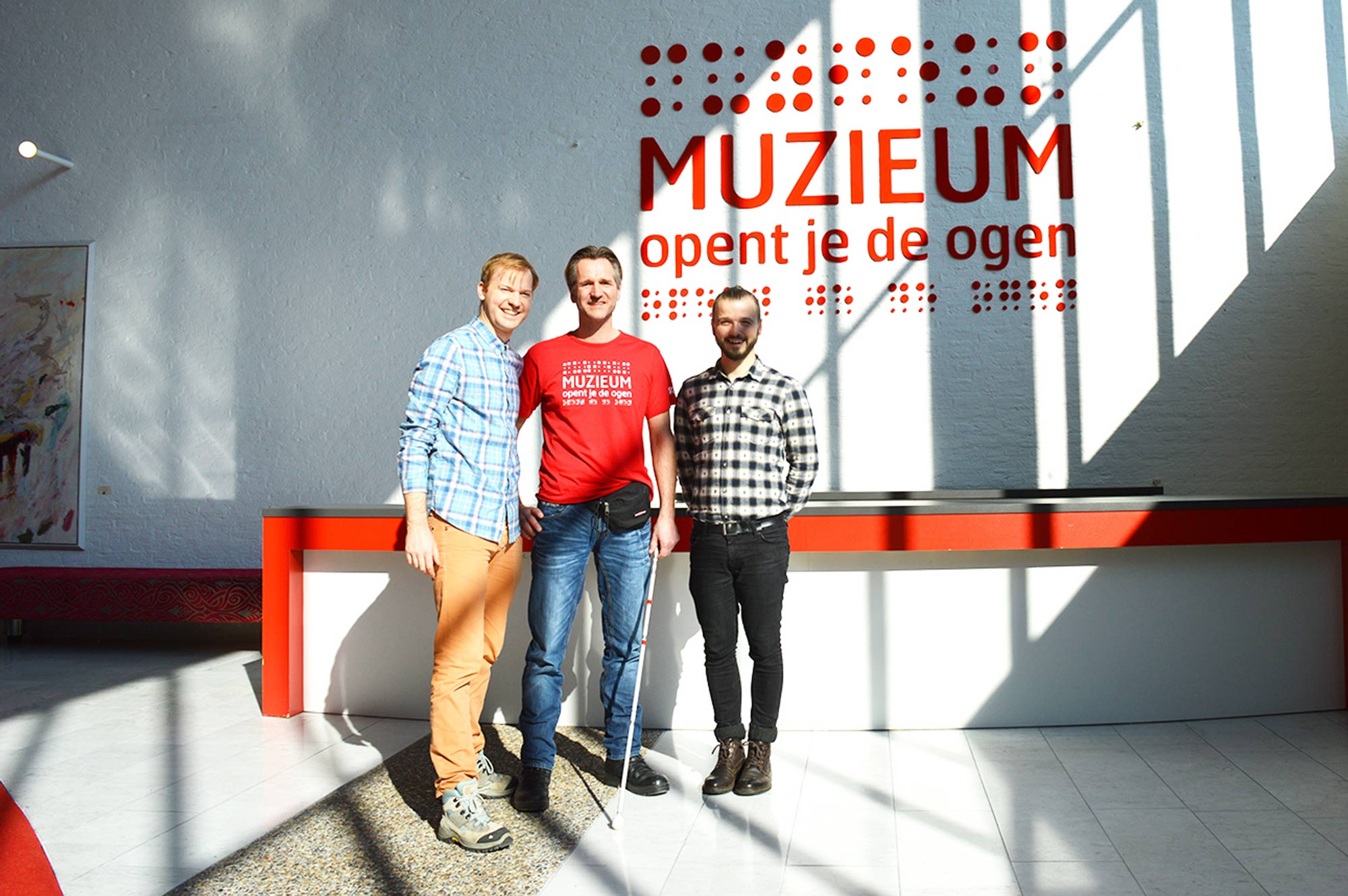 Muzieum Experience | Gay Couple City Weekend Nijmegen © CoupleofMen.com