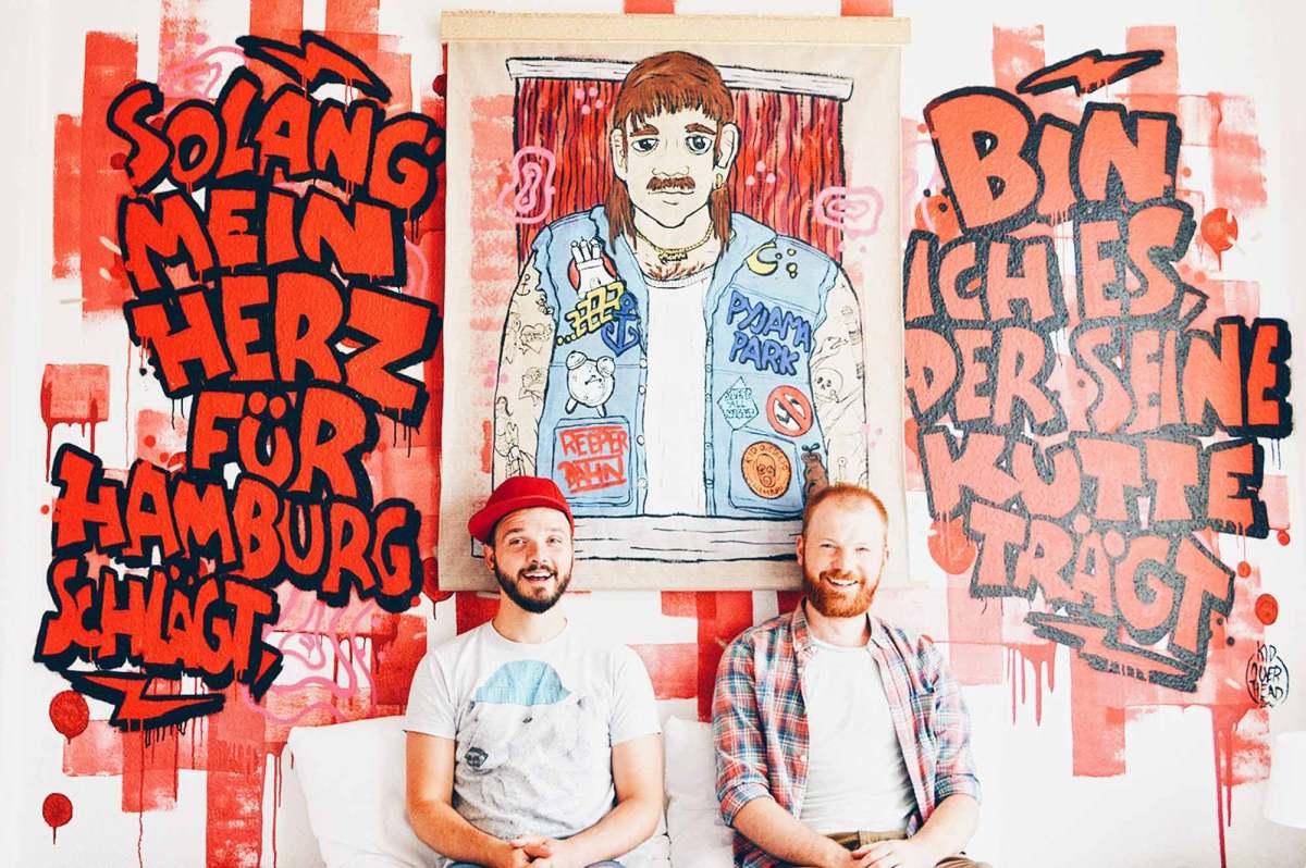 Pyjama Park Hotel Hamburg: Our gay-friendly Stay on the Reeperbahn | Germany