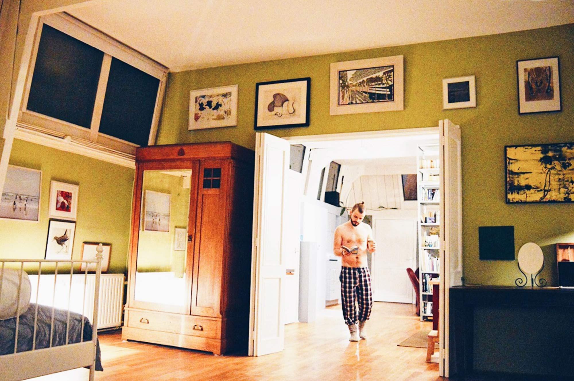 Gay Couple City Weekend The Hague © CoupleofMen.com
