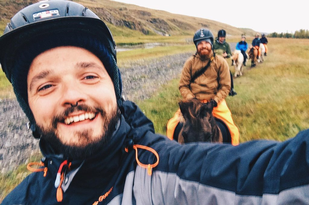 Hestasport Icelandic Horseback Riding North Iceland © CoupleofMen.com