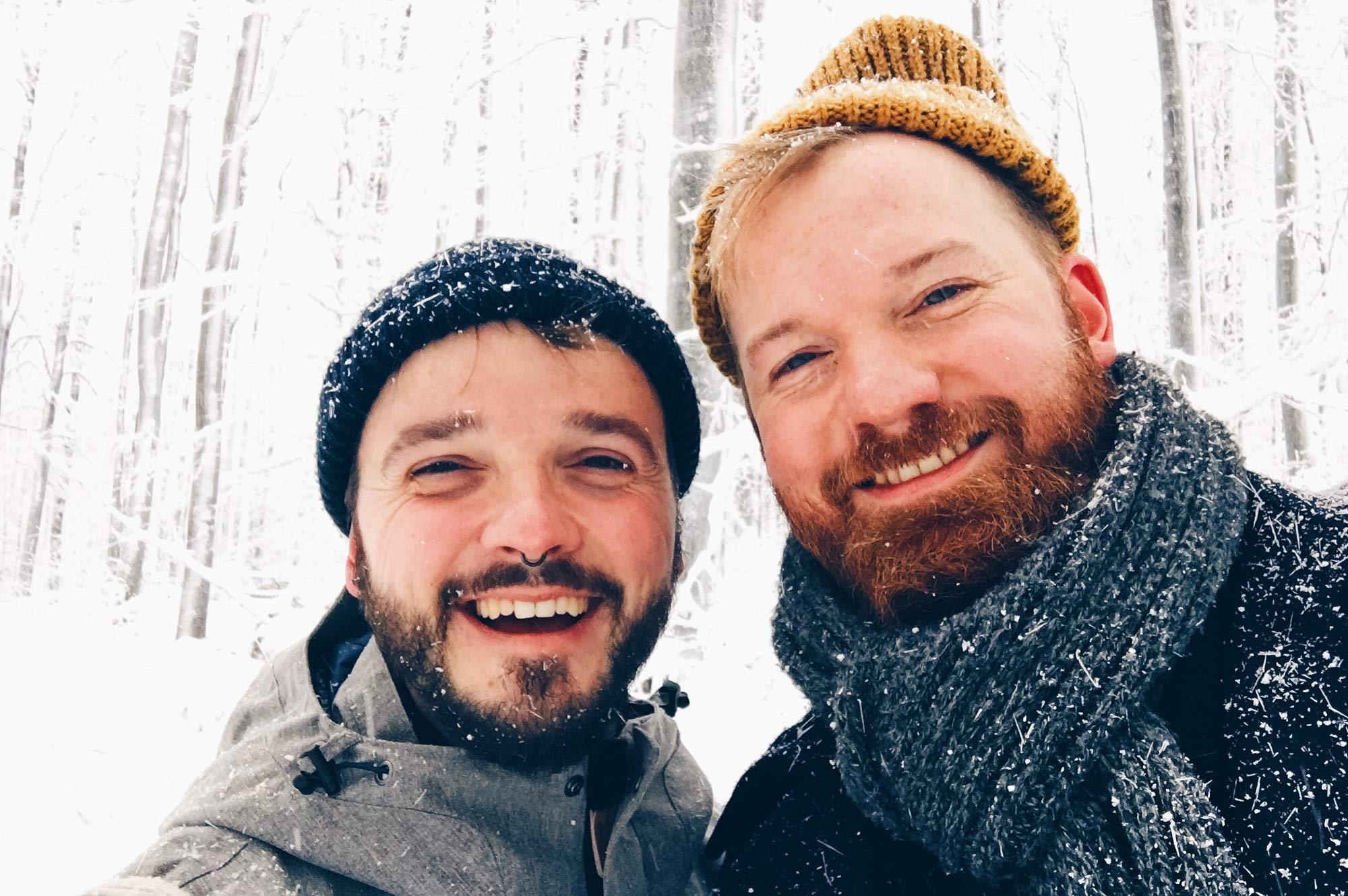 Top 13 gay-friendly Ski Weeks worldwide © CoupleofMen.com