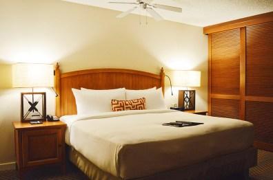 Junior Suite with Kingsize Bed at Fairmont Jasper Park Lodge Alberta Canada © CoupleofMen.com