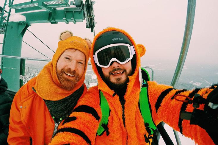 Jasper Pride Festival: Gay Ski Week in Alberta | Canada