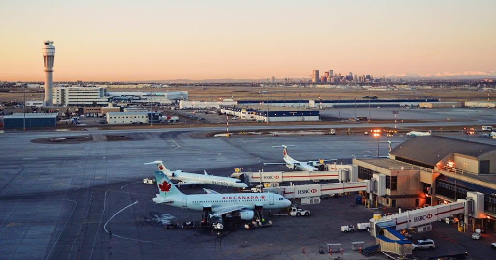 Calgary Airport Marriott Terminal Hotel Gay-friendly © CoupleofMen.com