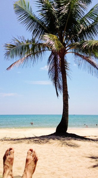 Beach Life on Phu Quoc Island | Top Highlights Best Photos Gay Couple Travel Vietnam © CoupleofMen.com