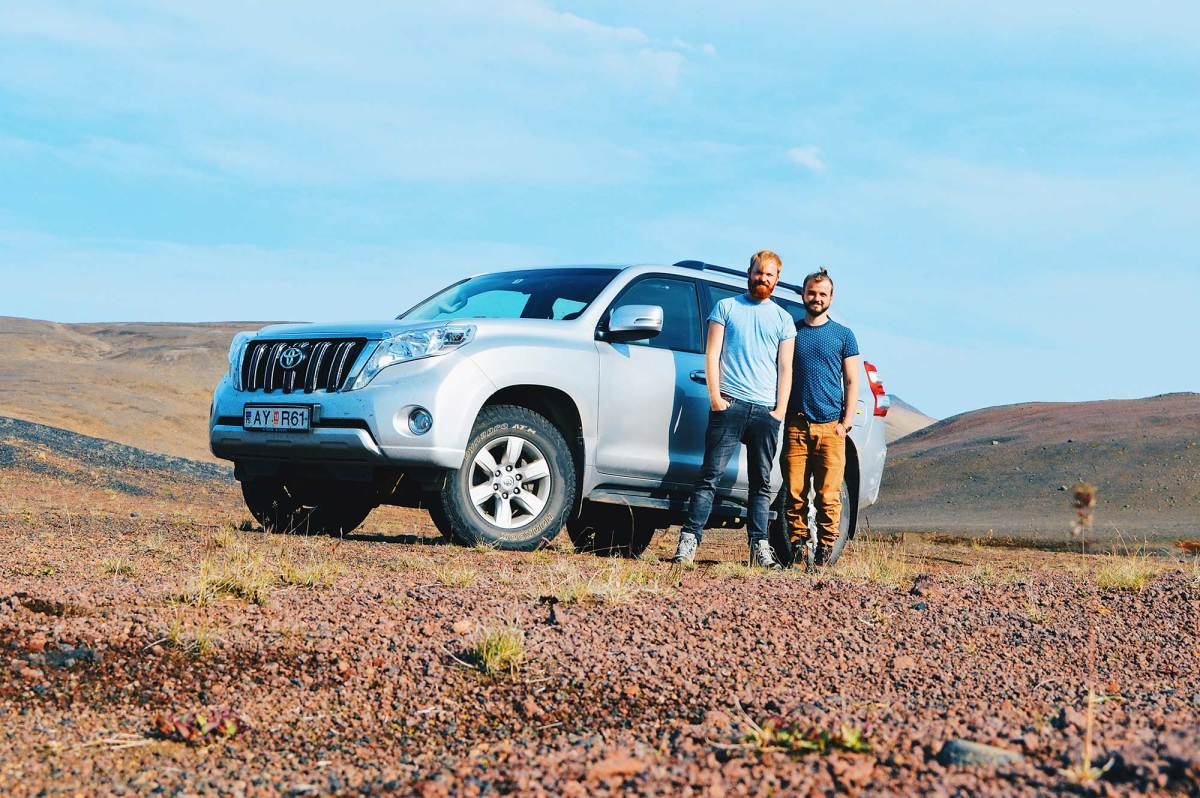 Road Tripping Iceland Gay Couple Insider Tips Tricks © CoupleofMen.com