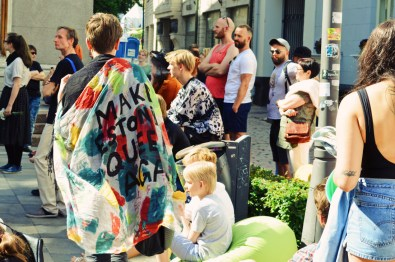MAKE ESTONIA QUEER AGAIN | Baltic Pride 2017 Tallinn Best Powerful LGBTQ Photos © CoupleofMen.com