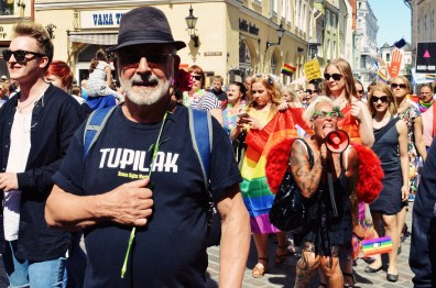 Give your Pride a voice! | Baltic Pride 2017 Tallinn Best Powerful LGBTQ Photos © CoupleofMen.com