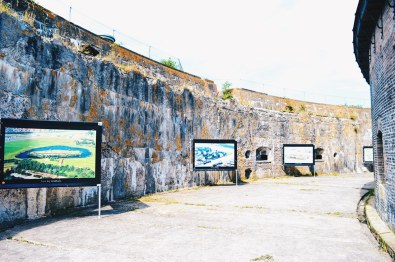 Historical background about Pampus   Gay Couple Biking Tour Fort Island Pampus © CoupleofMen.com
