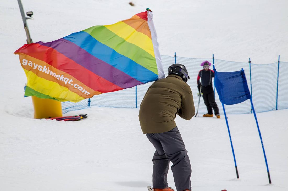 Gay Ski Week Queenstown New Zealand | Top 13 Best Gay Ski Weeks Worldwide