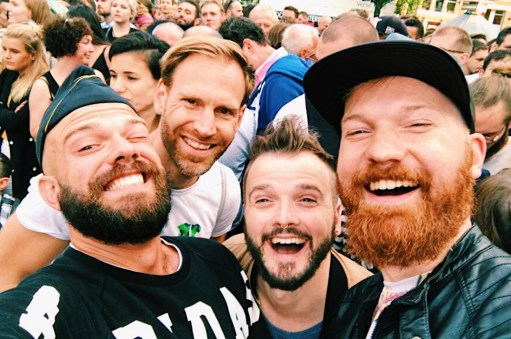 Fotos Videos Gay Pride Amsterdam 2017 Our Photos Videos Gay Pride Week Amsterdam 2017 © Coupleofmen.com