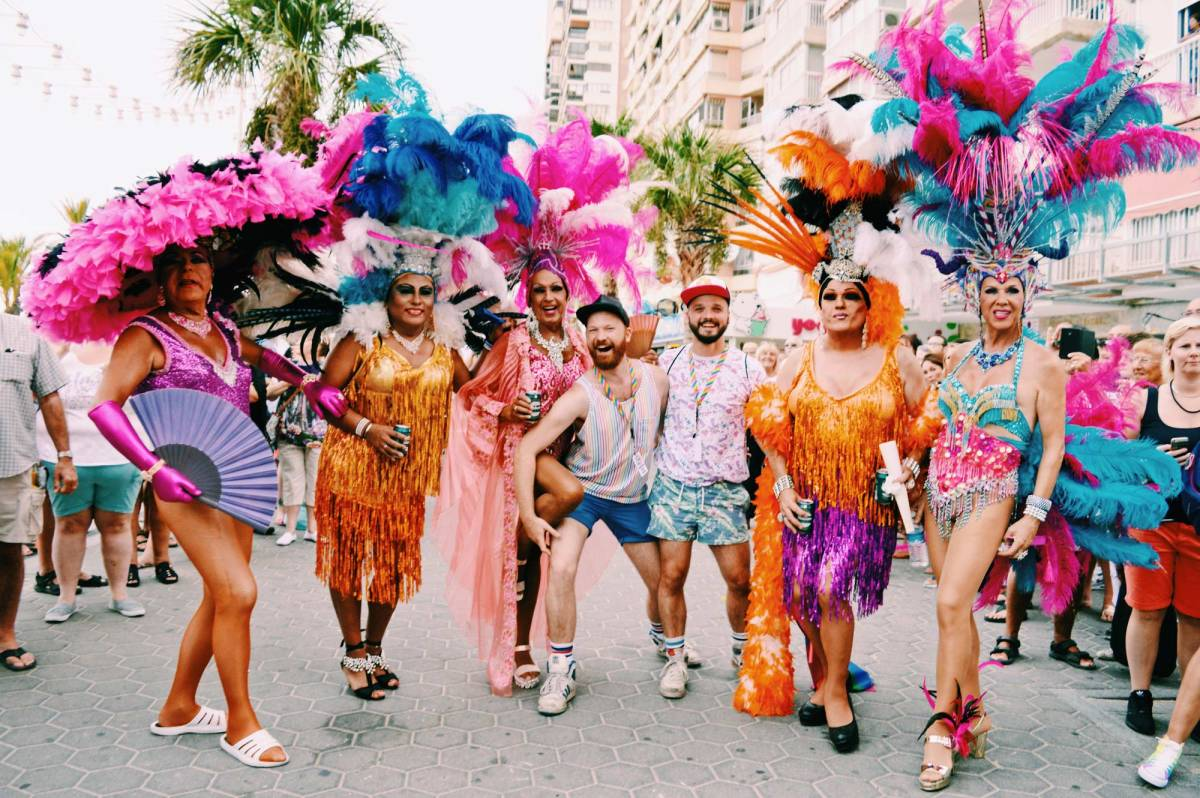 Benidorm Gay Pride: The Spanish Rainbow Carnival