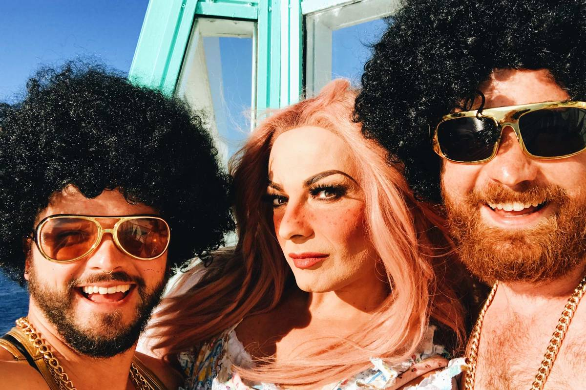 "Sexy! Funky! Fancy! ""Disco T-Dance"" Party! Our Best Photos & Video of the The Cruise 2017"