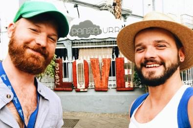 We found love on Tenerife | Gay Couple Travel Diary The Cruise 2017 © CoupleofMen.com