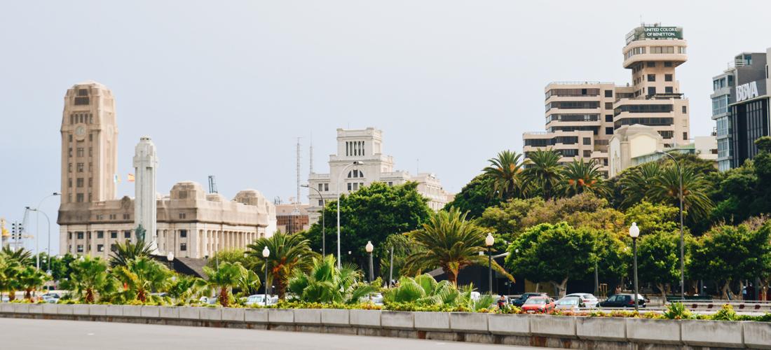City of Santa Cruz de Tenerife | Gay Couple Travel Diary The Cruise 2017 © CoupleofMen.com