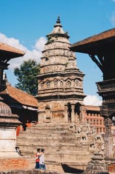 Vatsala Durga Temple In Bhaktapur   Gay Travel Nepal Photo Story Himalayas © Coupleofmen.com