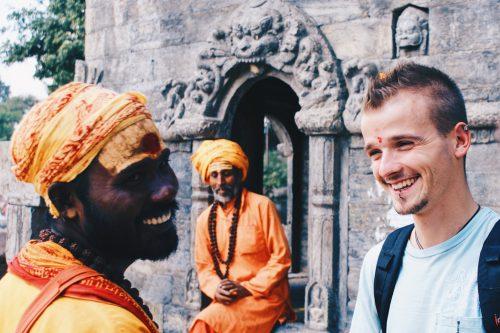 Gay Travel Nepal Photo Story Himalayas © CoupleofMen.com