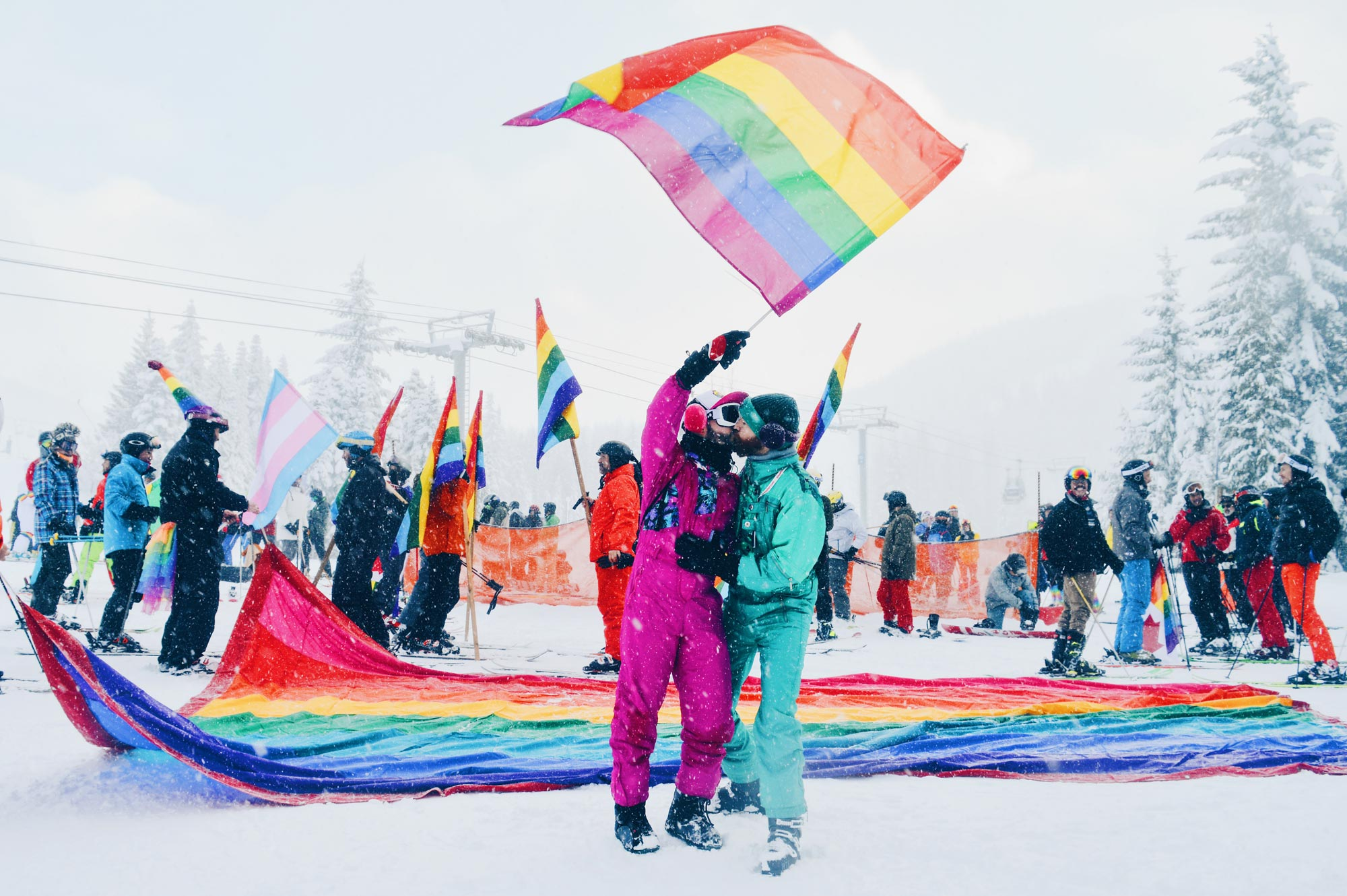 Can gay package ski whistler