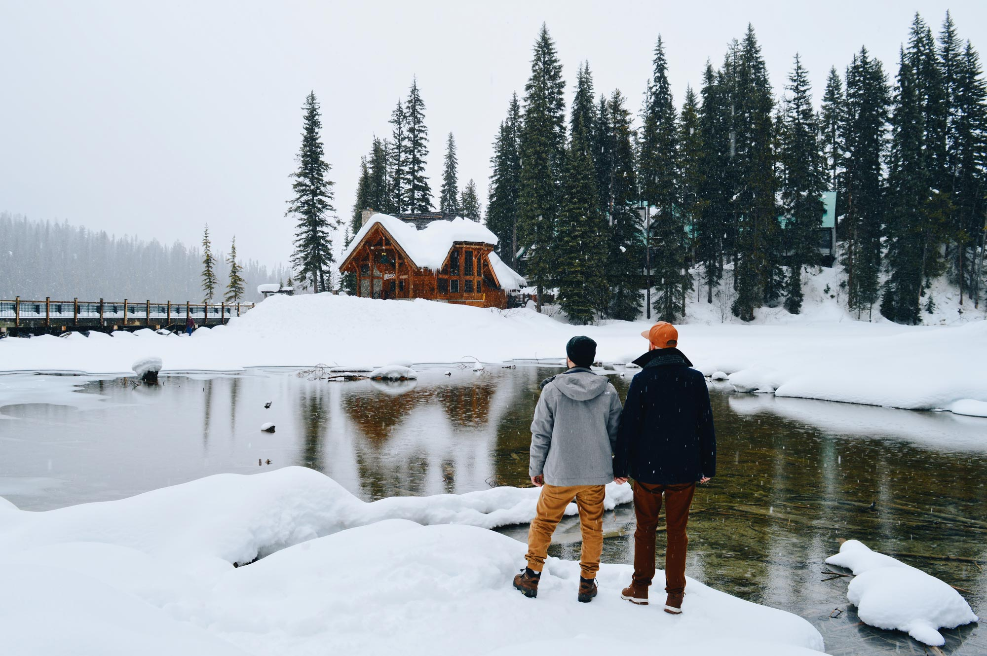 Wood lake gay