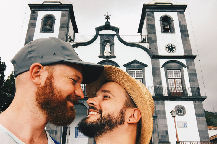 Best of our Gay Couple Travel Year 2017 | Happy New Year 2018 for everyone!