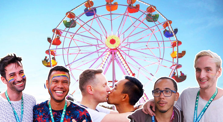 Love Beyond Borders | PlanetRomeo Gay Couple Love Stories