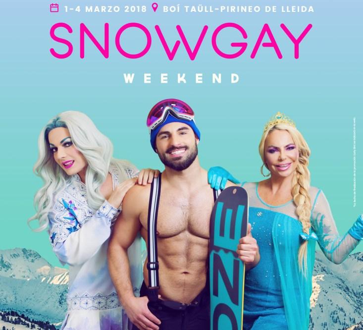 Top 13 Gay-Friendly Ski Weeks Worldwide © Snowgay Weekend