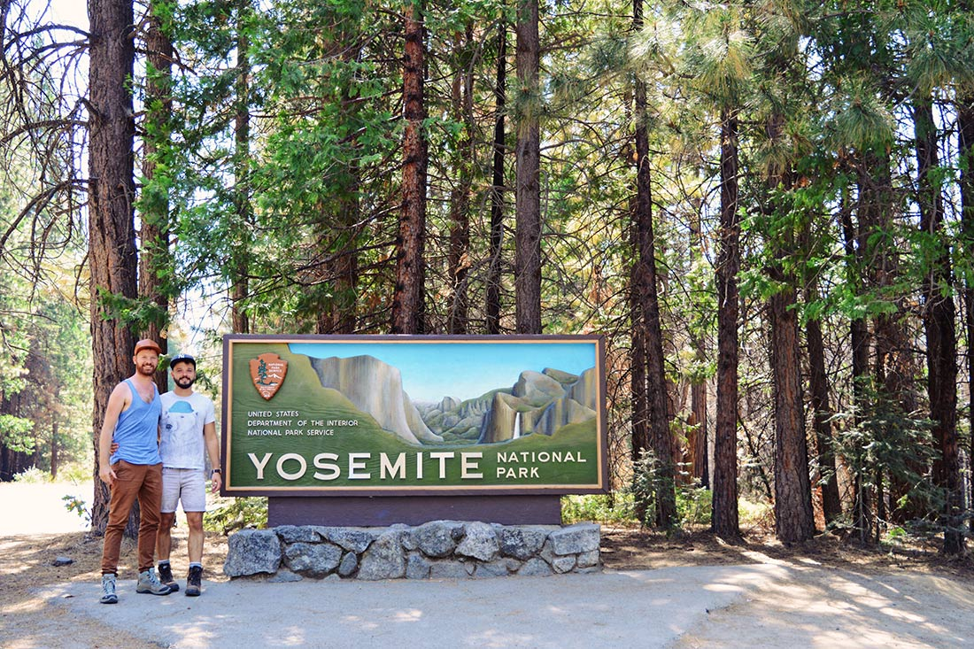 Thousand Trails Yosemite Lakes Resort Gay-friendly © CoupleofMen.com