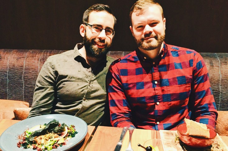 Our Top 7 of the best gay-friendly Restaurants in Vancouver © Coupleofmen.com
