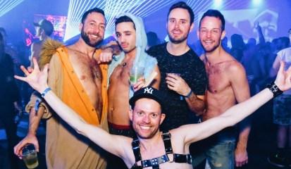Snowball26 the highlight event | Whistler Pride 2018 Gay Ski Week © Steve Polyak