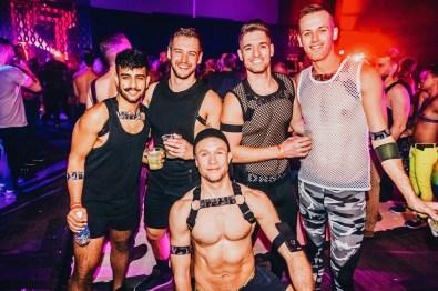 Fetish is not a must | Whistler Pride 2018 Gay Ski Week © Chris Geary