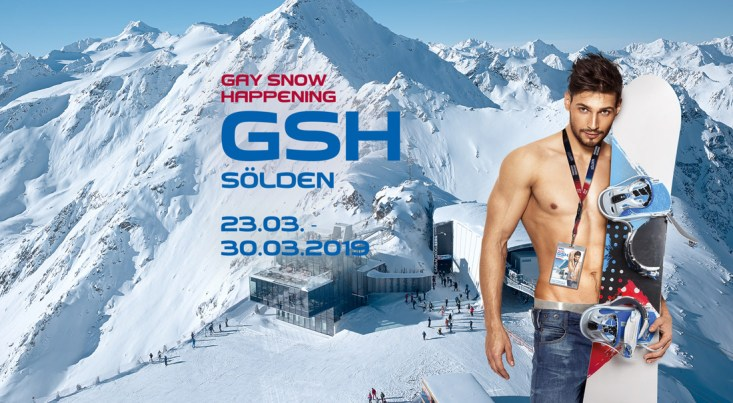 Sölden Gay Snow Happening | Top 13 Best Gay Ski Weeks Worldwide
